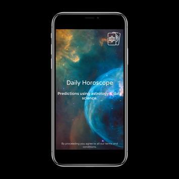 Daily Horoscope - Astrology & Data Science Powered screenshot 1
