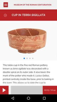 Museum of The Roman Centuriation poster