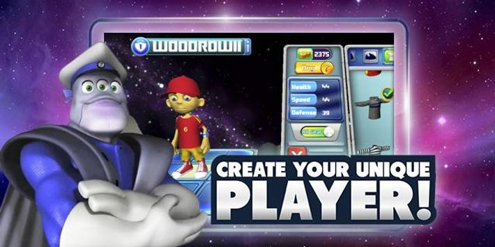 Space Sports - Goaly Moley apk screenshot