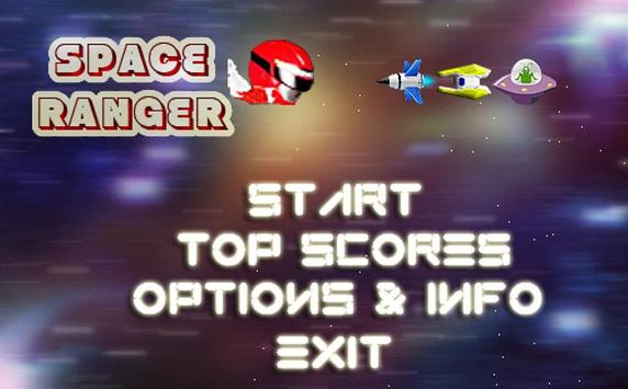 Flying rangers war game poster