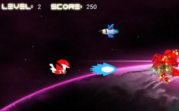 Flying rangers war game apk screenshot