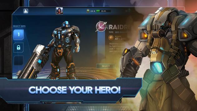 Wargate: Heroes poster
