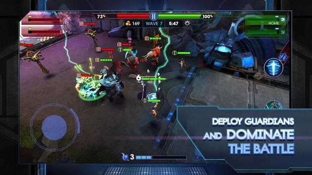 Wargate: Heroes screenshot 3