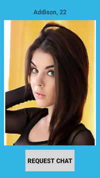 Free Chat European Girl apk screenshot