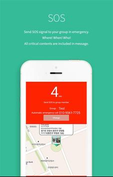FAMY - keluarga chat & lokasi screenshot 5