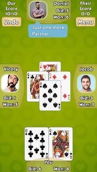 Spade Card Game screenshot 1