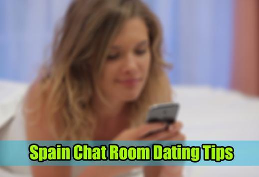 Spain Chat Room Dating Tips screenshot 6