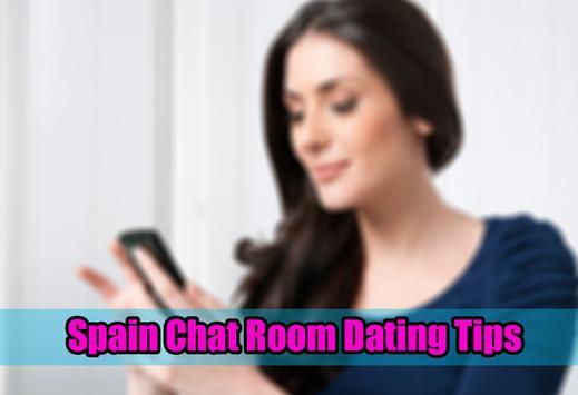 Spain Chat Room Dating Tips screenshot 7