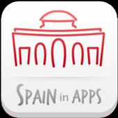 Spain is Creative Madrid icon
