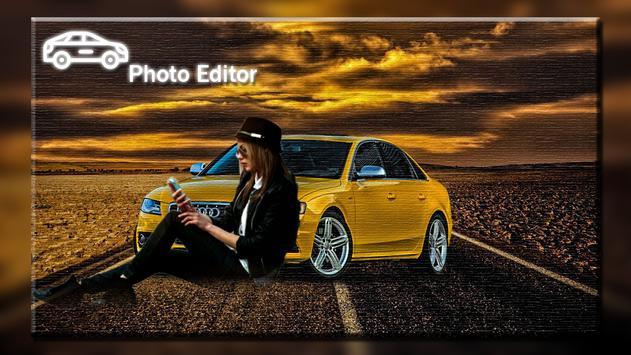 Royal Car Photo Editor screenshot 4