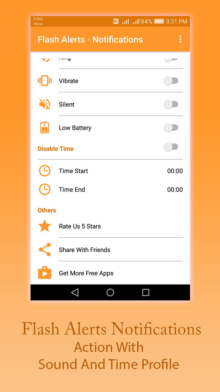 Flash Alerts - Notifications for Android - APK Download