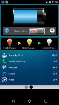 Battery Saver 2 apk screenshot