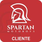Spartan Motoboys - Cliente icon