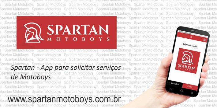 Spartan Motoboys - Cliente screenshot 11
