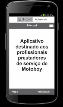 Spartan Motoboys - Profissional screenshot 2