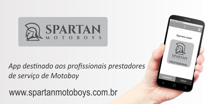 Spartan Motoboys - Profissional screenshot 3