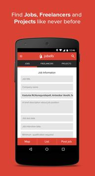 Jobells apk screenshot
