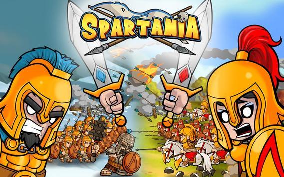 Spartania poster