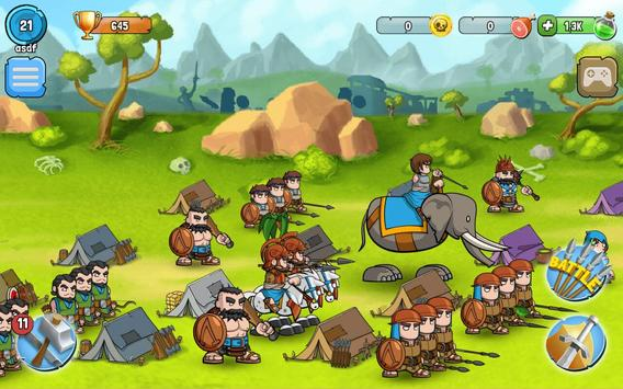 Spartania screenshot 2
