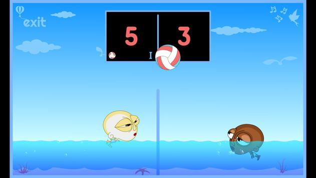 Water Volleyball screenshot 1