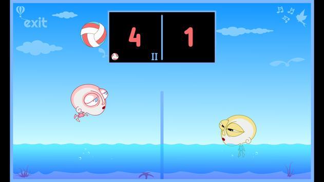 Water Volleyball screenshot 4