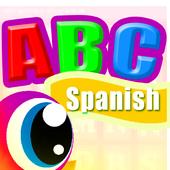 Spanish ABC for kids icon