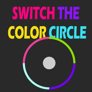Switch The Color Circle poster