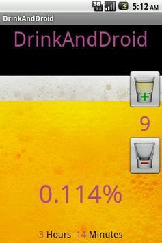DrinkAndDroid (Free) apk screenshot