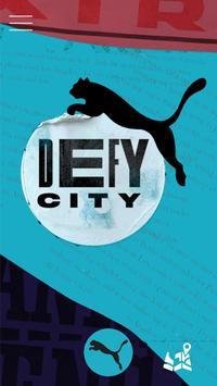 Puma DEFY poster