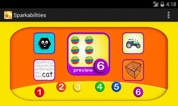 Sparkabilities screenshot 5