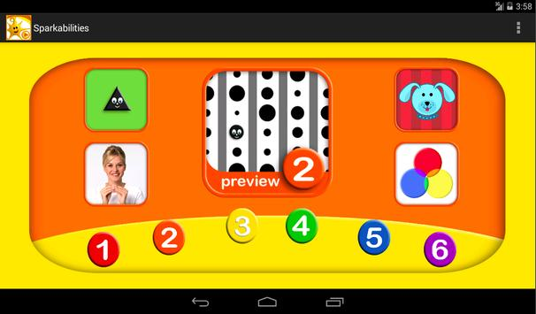 Sparkabilities screenshot 17