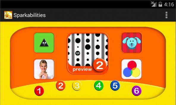 Sparkabilities screenshot 1