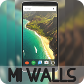 ULTRA HD Wallpapers For Xiaomi :  MiWalls icon
