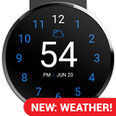 Just A Minute: Wear Watch Face APK