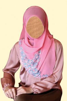 Arab Woman Photo Suit screenshot 5