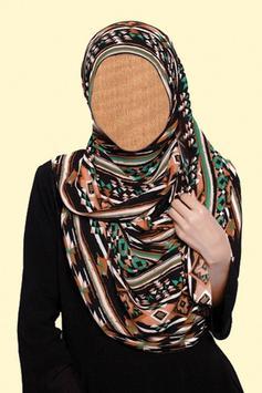 Arab Woman Photo Suit screenshot 1