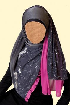 Arab Woman Photo Suit screenshot 2