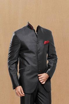 Man Blazer Photo Suit apk screenshot