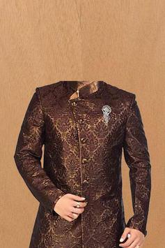 Man Salwar Kameez Photo Suit apk screenshot