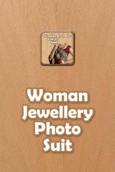 Woman Jewellery Photo Suit poster