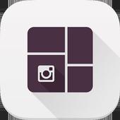 Insta Grid Post Banner ig Tile icon