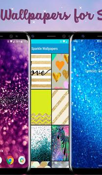Sparkle Wallpapers for Samsung S8 screenshot 1