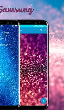 Sparkle Wallpapers for Samsung S8 screenshot 2