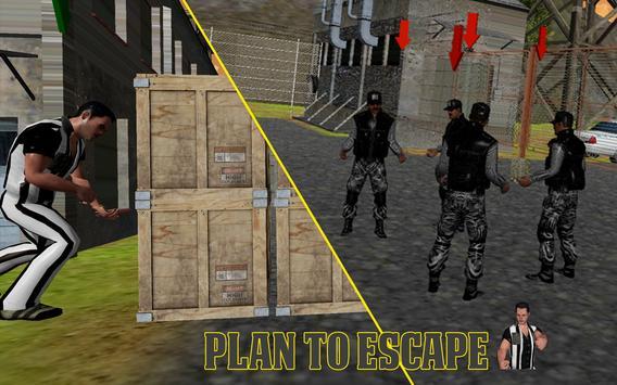 Jail Break Mission 2016 apk screenshot
