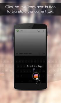 Translator keyboard apk screenshot