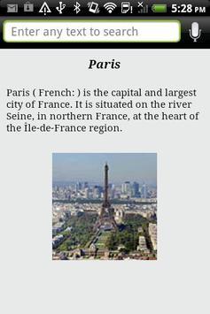 Speech Wiki screenshot 4