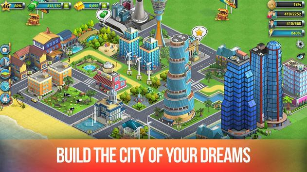 City Island 2 - Building Story स्क्रीनशॉट 1