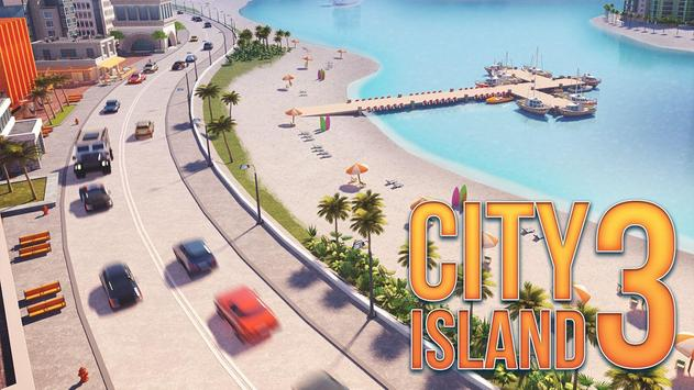 City Island 3: Building Sim 海報