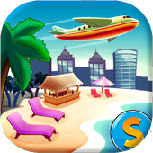 City Island: Airport icon