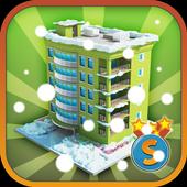 City Island: Winter Edition icon